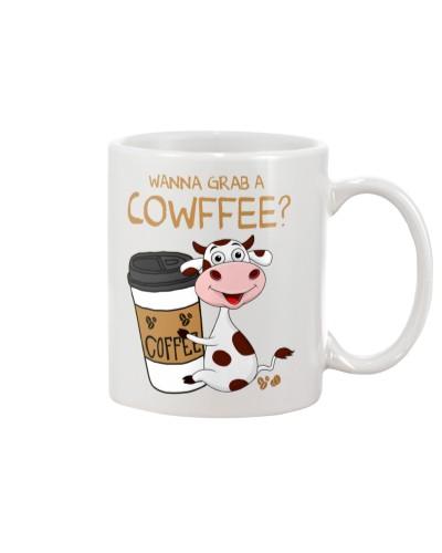 Cow wanna grab