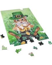 Cat St Patricks Day 250 Piece Puzzle (vertical) aos-jigsaw-puzzle-250-pieces-vertical-front-06