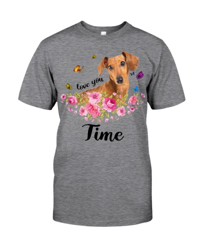 Dachshund time love you