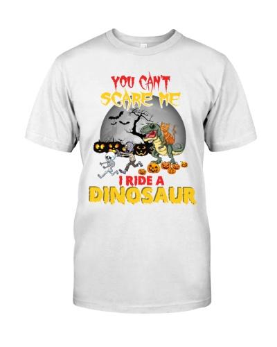 Cat i ride a dinosaur