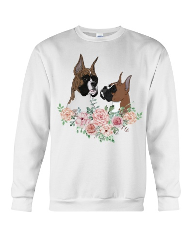 Boxer flowers love