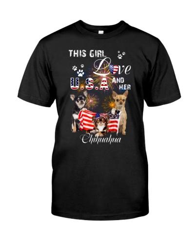 ll 3 Love USA and chihuahua