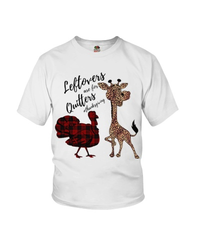 Giraffe thanksgiving shirt