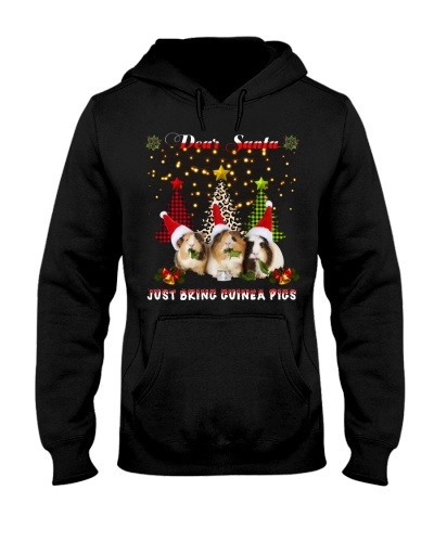 SHN Dear Santa just bring Guinea Pigs shirt