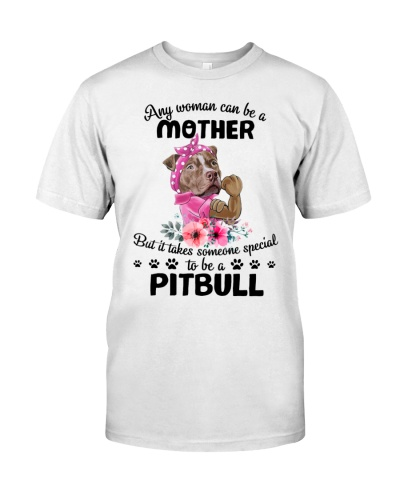 Pitbull special mother