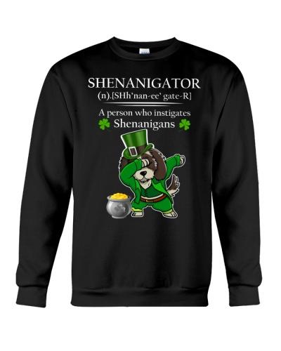 Ln shih tzu Shenanigator