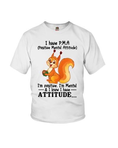Squirrel I have pma