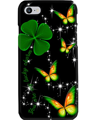 SHN You are my lucky charm Butterfly phone case