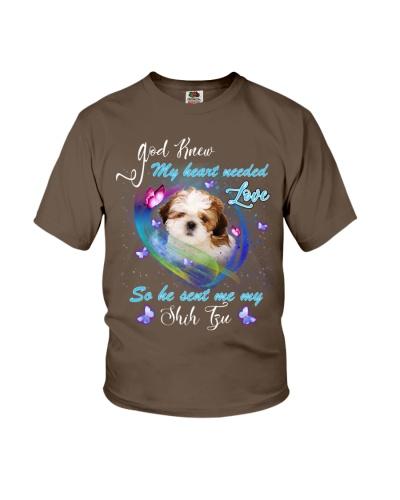 ln Shih tzu my heart needed love