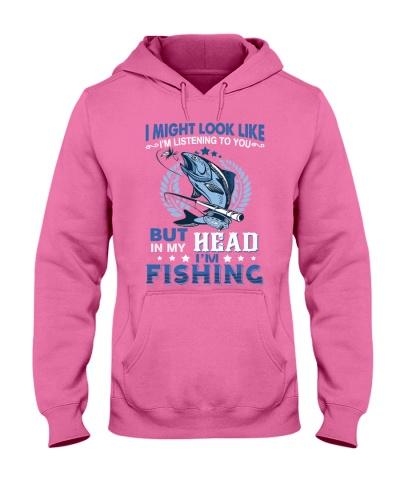 SHN 10 In my head I'm Fishing