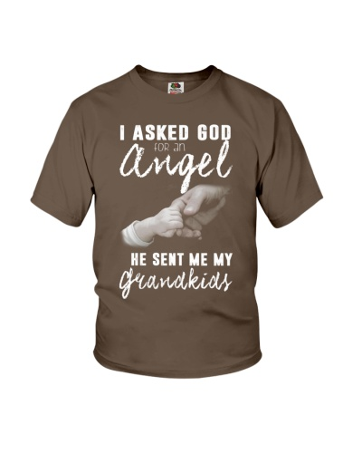 Grandkid an angel