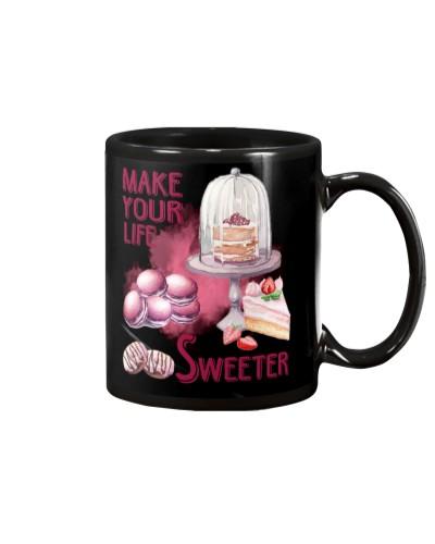 SHN Make your life sweeter Baking