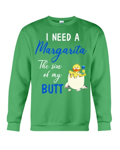 SHN Margarita size my butt Chicken shirt