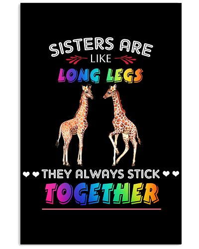 Giraffe sisters