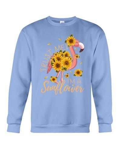 Flamingo sunflower