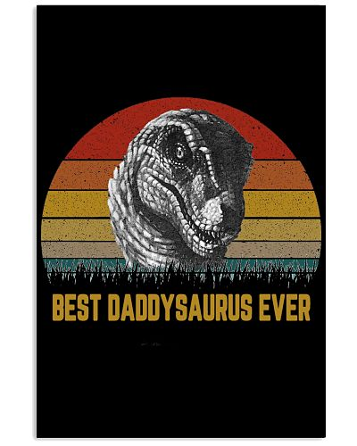 Best Daddysaurus Ever Vintage