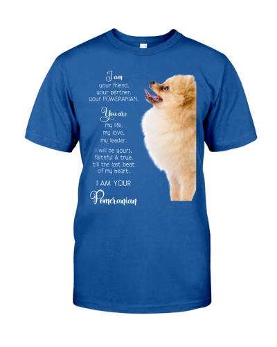 Im Your Friend Your Partner Your Pomeranian