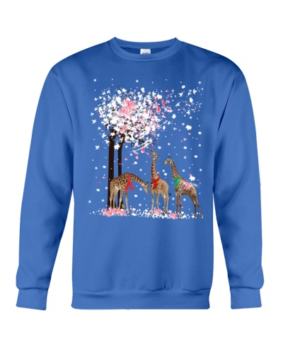 Mt Spring Tree Giraffe Shirt
