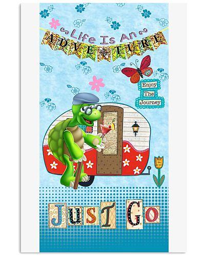 SHN Life is adventure just go Turtle