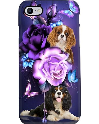 Cavalier King Charles Spaniel magical phone case