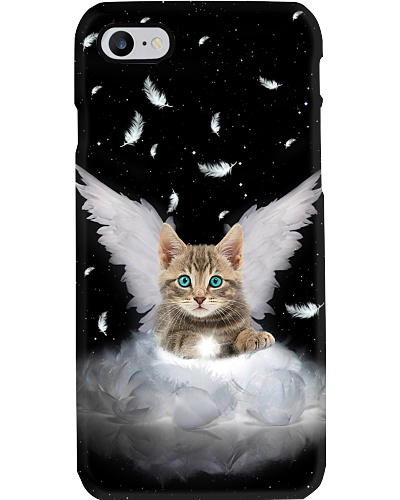 Cute Cat With Angel Wing