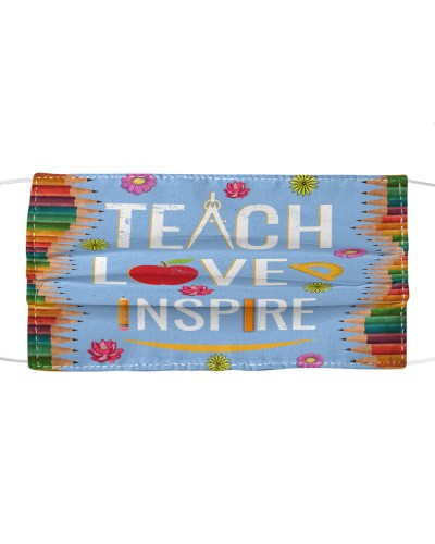 SHN Teach love inspire with pencil Teacher