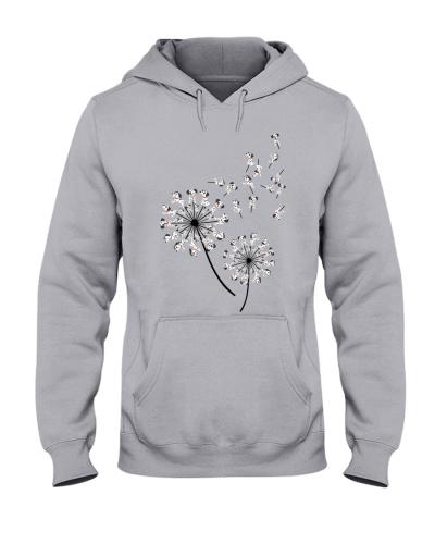 Dalmatian Flower