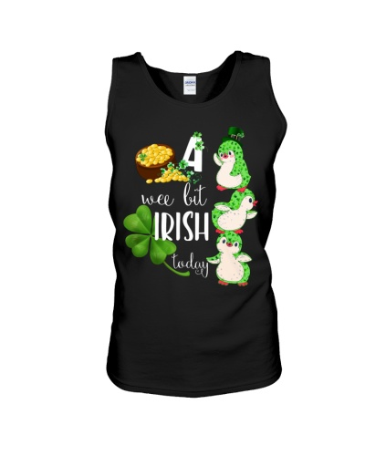 Penguins irish today shirt