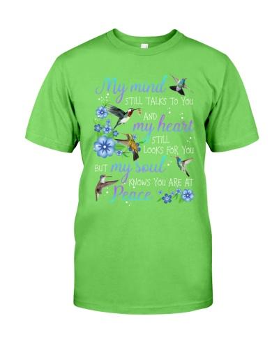 Hummingbird peace soul