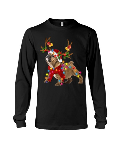 Bulldog reindeer big sale