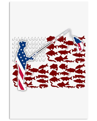 Fishing flag