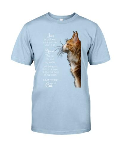 Im Your Friend Your Partner Your Cat Shirt