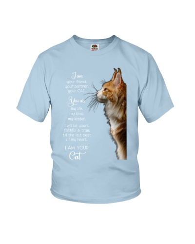 Im Your Friend Your Partner Your Cat Shirt