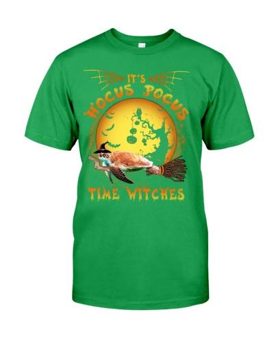 Turtle hocus pocus time