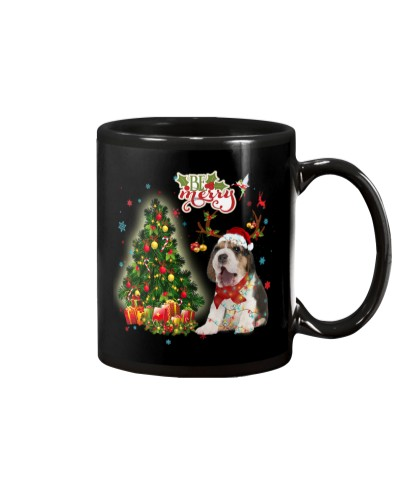 Beagle puppy be mery mug