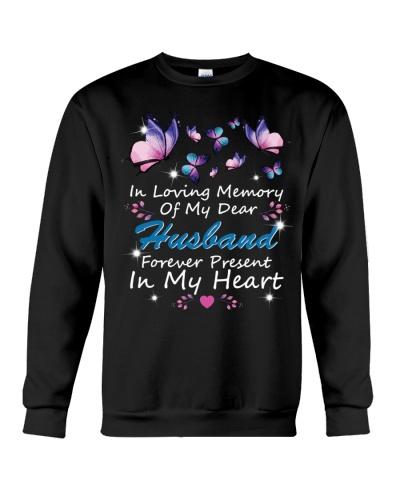 Husband in my heart shirt