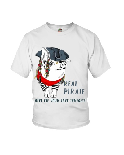 Pig Real Pirate Give Me Your Love Tonight