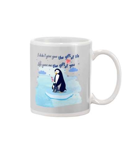 The Gift Of Life Penguin