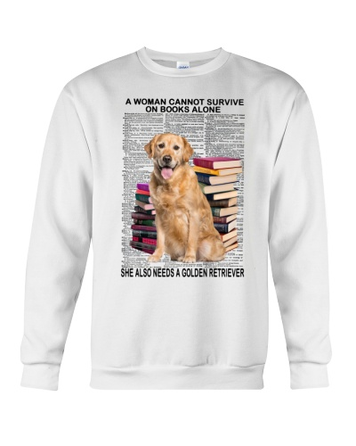 Golden retriever books she need