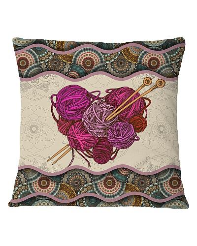 Knitting And Crochet Boho Pattern