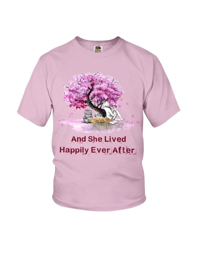 SHN 7 She lived happily ever after Cat