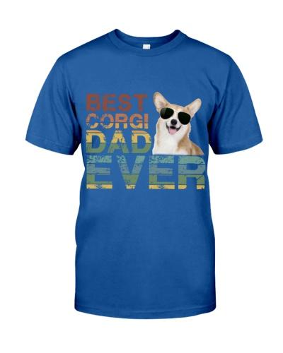 Best Corgi Dad Ever
