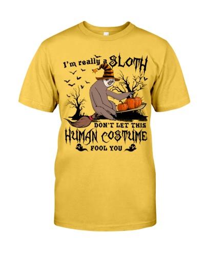 Sloth Human Costume