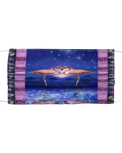 dt 8 flamingo sea moon cloth 10520