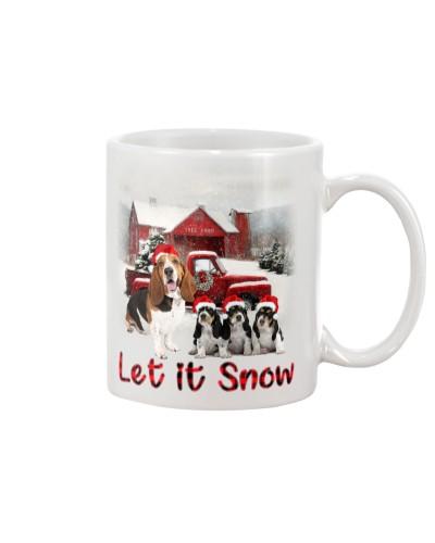 Basset Hound LIS classic mug