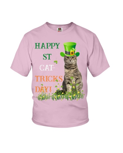 SHN Happy ST Cat-tricks day
