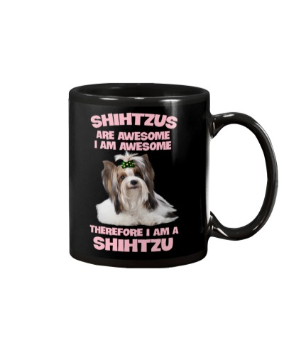 Shih Tzu Is An Awesome