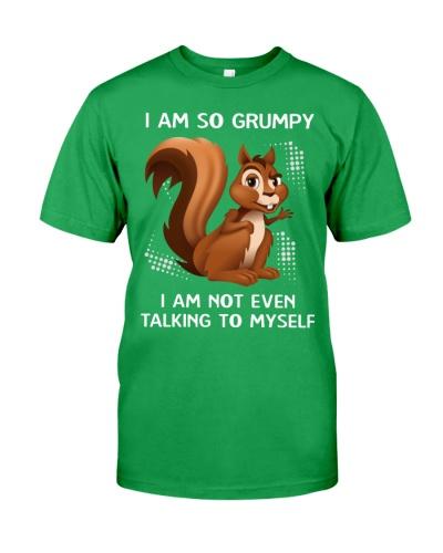 Squirrel I Am So Grumpy