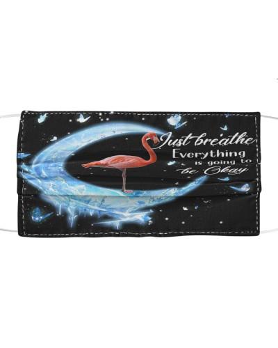 dt 7 flamingo fairy wing moon cloth 15520