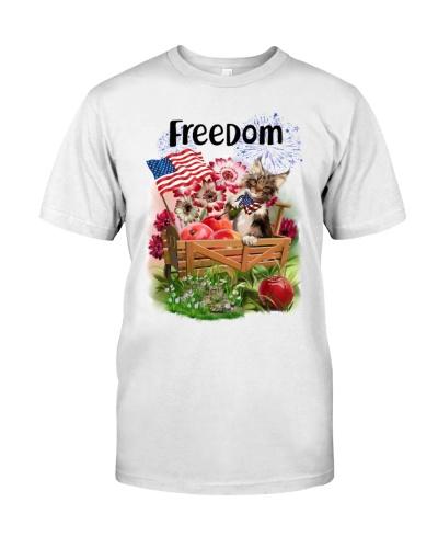 Cat freedom farm life